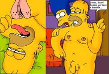 #pic501730: Chief Wiggum – Homer Simpson – Marge Simpson – Modern Toons – The Simpsons