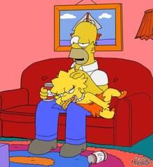 #pic1243324: Homer Simpson – JoseMalvado – Lisa Simpson – The Simpsons