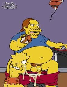 #pic1242569: Comic Book Guy – JoseMalvado – Lisa Simpson – The Simpsons