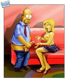 #pic469530: Becky – Homer Simpson – The Simpsons – famous-toons-facial