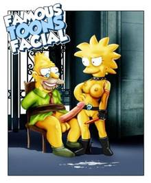 #pic469140: Abraham Simpson – Lisa Simpson – The Simpsons – famous-toons-facial