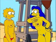 #pic466211: Lisa Simpson – Marge Simpson – The Simpsons
