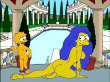 #pic466210: Lisa Simpson – Marge Simpson – The Simpsons
