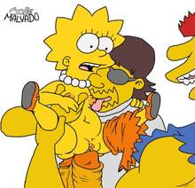 #pic1242560: JoseMalvado – Lisa Simpson – The Simpsons