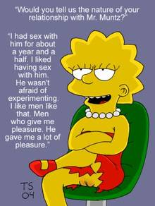 #pic466194: Lisa Simpson – The Simpsons – Tommy Simms