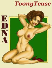 #pic1182113: Edna Krabappel – The Simpsons – ToonyTease