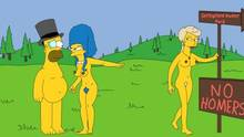 #pic1181252: Homer Simpson – Lindsey Naegle – Marge Simpson – The Simpsons