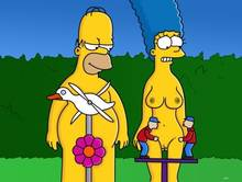 #pic1180277: Homer Simpson – Marge Simpson – The Simpsons – WVS