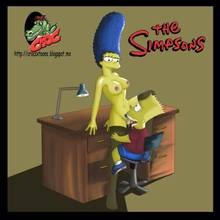 #pic1176785: Bart Simpson – Croc (artist) – Marge Simpson – The Simpsons