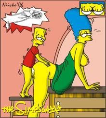 #pic1168533: Bart Simpson – Marge Simpson – Niicko – The Simpsons