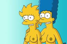 #pic1168428: Lisa Simpson – Marge Simpson – The Simpsons – WVS