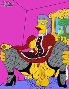 #pic1241403: Homer Simpson – JoseMalvado – Madame Belle – The Simpsons