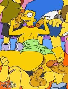 #pic1241401: Dolph Starbeam – Jimbo Jones – JoseMalvado – Kearney Zzyzwicz – Marge Simpson – Nelson Muntz – The Simpsons