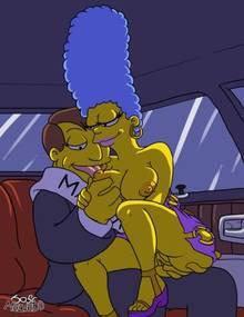 #pic1240740: Joe Quimby – JoseMalvado – Marge Simpson – The Simpsons