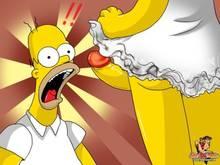 #pic115184: Homer Simpson – Lisa Simpson – The Simpsons
