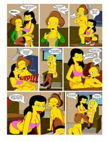 #pic1161707: Claudia – Edna Krabappel – The Simpsons