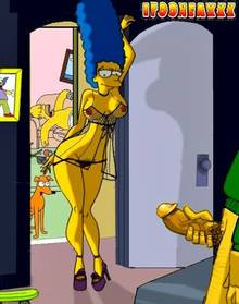 #pic1148119: Homer Simpson – Itooneaxx – Marge Simpson – Santa's Little Helper – The Simpsons