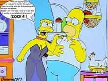 #pic1146896: Casanova2013 – Homer Simpson – Marge Simpson – The Simpsons