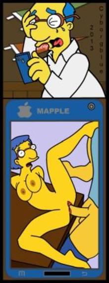 #pic1145616: Kirk Van Houten – Luann Van Houten – The Simpsons