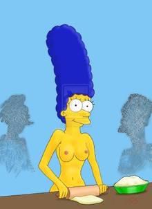 #pic1240133: Carl Carlson – Lenny Leonard – Marge Simpson – The Simpsons – seph8