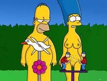 #pic1143427: Homer Simpson – Marge Simpson – The Simpsons – nekomate14 edited