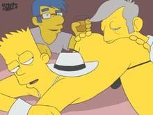 #pic1121826: Bart Simpson – Milhouse Van Houten – Seymour Skinner – The Simpsons – iDrewThis