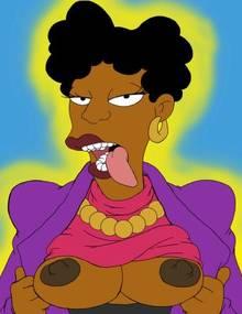 #pic1239955: Bernice Hibbert – JoseMalvado – The Simpsons