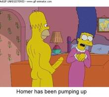 #pic799754: HomerJySimpson – Homer Simpson – Marge Simpson – The Simpsons – animated