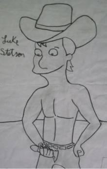 #pic798888: Luke Stetson – The Simpsons
