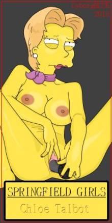 #pic797384: Chloe Talbot – CyborgBLUE – The Simpsons