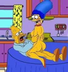 #pic1239551: Abraham Simpson – Marge Simpson – The Simpsons