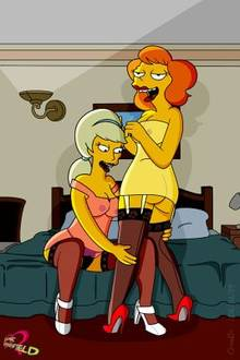 #pic793535: Claudia-R – Lurleen Lumpkin – Mindy Simmons – The Simpsons
