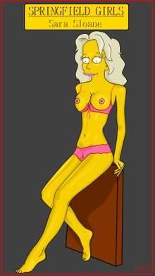 #pic792423: CyborgBLUE – The Simpsons – sara sloane