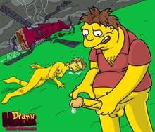 #pic680475: Barney Gumble – Drawn-Hentai – The Simpsons