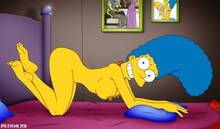 #pic674282: Marge Simpson – Pat Kassab – The Simpsons