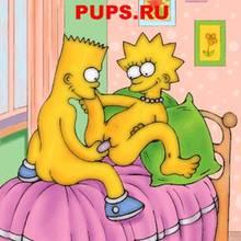 #pic1234479: Bart Simpson – Lisa Simpson – The Simpsons – animated
