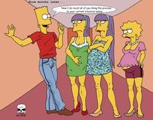 #pic266224: Bart Simpson – Lisa Simpson – Sherri – Terri – The Fear – The Simpsons – comic