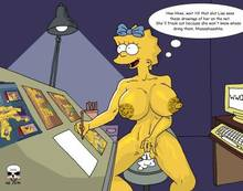 #pic266225: Bart Simpson – Lisa Simpson – Maggie Simpson – Sherri – Terri – The Fear – The Simpsons – comic