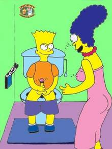#pic264428: Bart Simpson – Marge Simpson – The Simpsons