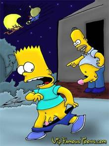 #pic264425: Bart Simpson – Homer Simpson – The Simpsons