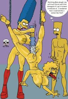 #pic244831: Bart Simpson – Lisa Simpson – Marge Simpson – The Fear – The Simpsons