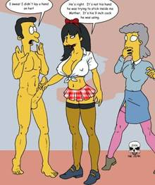 #pic244133: Helen Lovejoy – Jessica Lovejoy – The Fear – The Simpsons – Timothy Lovejoy
