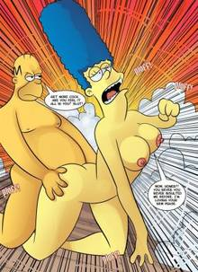 #pic1233532: Homer Simpson – Marge Simpson – The Simpsons