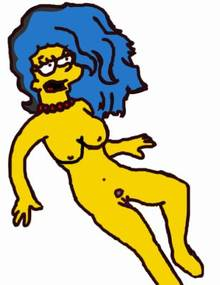 #pic243814: Marge Simpson – The Simpsons – animated