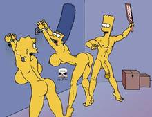 #pic243534: Bart Simpson – Lisa Simpson – Marge Simpson – The Fear – The Simpsons