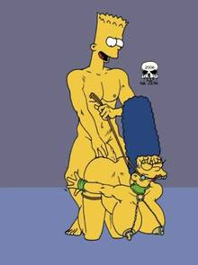 #pic243167: Bart Simpson – Marge Simpson – The Fear – The Simpsons