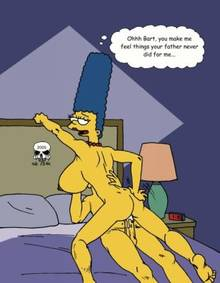 #pic242134: Bart Simpson – Marge Simpson – The Fear – The Simpsons
