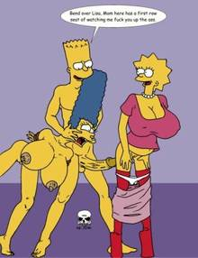 #pic241350: Bart Simpson – Lisa Simpson – Marge Simpson – The Fear – The Simpsons