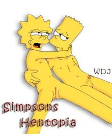 #pic122505: Bart Simpson – Lisa Simpson – The Simpsons – WDJ