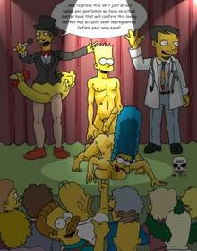 #pic122680: Bart Simpson – Marge Simpson – The Fear – The Simpsons
